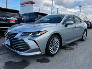 2019 Toyota Avalon LIMITED-HEADS UP DISPLAY+MORE!