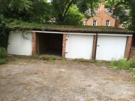 SINGLE GARAGE FOR RENT ON EBERS ROAD, MAPPERLY PARK!!!