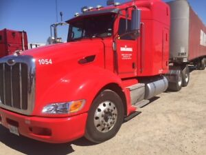 2009 Peterbilt 386 with rebuilt Cummins, DPF deleted