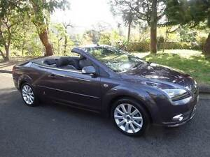 2007 Ford Focus Convertible Forestville Warringah Area Preview