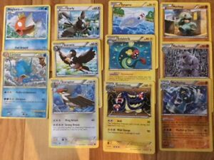 Super Collection de cartes Pokemon à vendre (450+)
