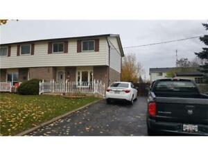 **AMAZING LOCATION** 3 Bedroom Semi-Detached Home!!