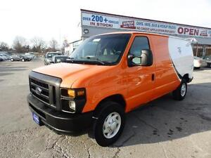 2008 Ford E-250 CERTIFIED,E-TESTED MORE VANS AVAILABLE CERTIFIED