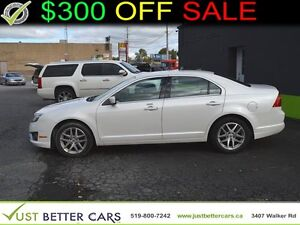 2010 Ford Fusion SEL - OWN FOR $43/week