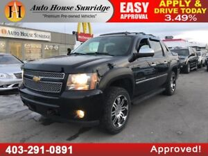 2012 Chevrolet Avalanche LTZ RIMS NAVI BCAM DVD 4X4 LEATHER
