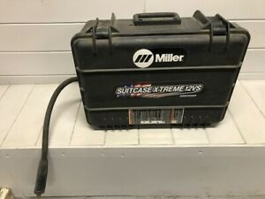Welder - Miller Xteme Suitcase 12 VS