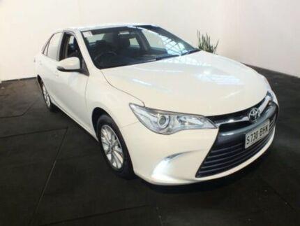 2015 Toyota Camry ASV50R Altise White 6 Speed Automatic Sedan Clemton Park Canterbury Area Preview