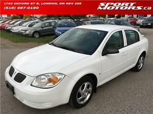 2006 Pontiac G5 Pursuit **Only 105,000 KM** New Brakes! A/C!