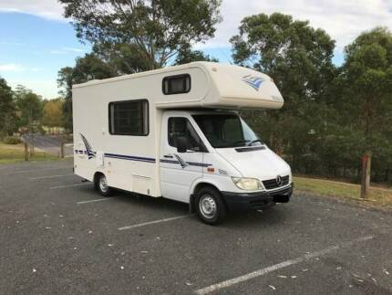 2003 Mercedes Benz Winnebago Excellend Used Condition Thornleigh Hornsby Area Preview