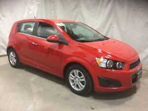 2012 Chevrolet Sonic LT- REDUCED! REDUCED! REDUCED!
