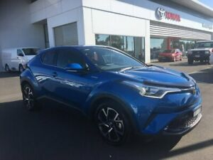 2017 Toyota C-HR NGX10R Koba (2WD) Tidal Blue Continuous Variable Wagon Sale Wellington Area Preview