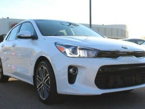 2018 Kia Rio EX TECH, HEATED SEATS, HEATED WHEEL, BACKUP CAM, S