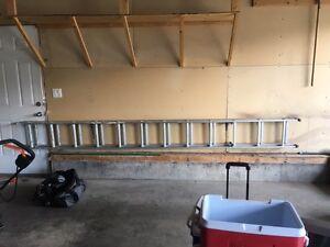 20' extendible ladder