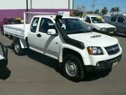 2010 Holden Colorado RC MY10 LX (4x4) White 5 Speed Manual Spacecab Dubbo Dubbo Area Preview