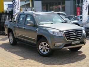 2016 Great Wall Steed NBP 4x2 Grey 5 Speed Manual Utility Greenway Tuggeranong Preview