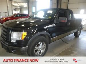 2010 Ford F-150 FX4 4WD SuperCab