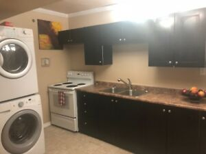 Beautiful 1 Bedroom In-suite Laundry and Utilities Included