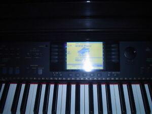 "YAMAHA ""CLAVINOVA"" CVP96 ELECTRIC PIANO Prince George British Columbia image 4"