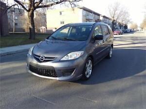 2008 Mazda5, tt equipee, propre, economique, FAMILLIALE
