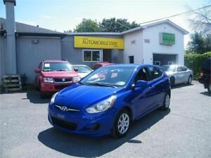 2014 Hyundai Accent GL . AUTOMATIQUE . 75 278 KM