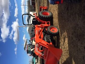 Over $12,000.00 - OFF- Like NEW L3400 Kubota Tractor for sale!