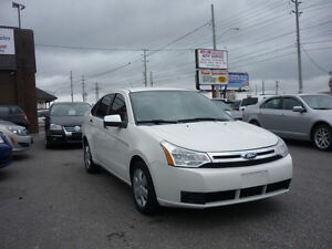 2010 Ford Focus No accident, 1year Lubrico Warranty Included