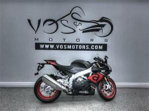 2017 Aprilia RSV4RR- Stock#V2759NP- Free Delivery in the GTA**