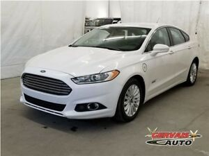 Ford Fusion Energi SE Luxury Cuir MyFord Touch MAGS 2014
