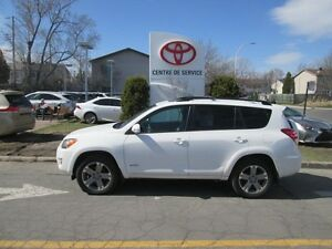 2012 Toyota RAV4 V6 SPORT LEATHER PKG LEATHER, ROOF, MAGS