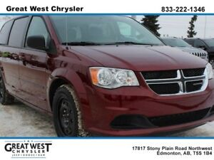 2017 Dodge Grand Caravan SXT PLUS STOW'N'GO**DVD GROUP**BLUETOOT
