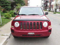 2008 Jeep Patriot north edition utilise au condo en floride 5ans