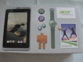 ACER ICONIA B1-720 16GB TABLET