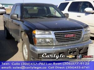 2007 GMC Canyon SLE Extended, Local Trade!