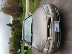 1999 Toyota Camry LE Sedan