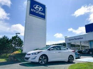 2014 Hyundai Elantra Limited at