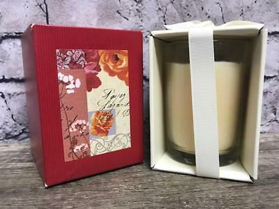Scented Candle By Mudlark NEW In Box Burn Time 50 Hrs May Your Walls Know (Mudlark Boxed)