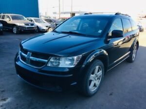 2009 Dodge Journey SXT AWD, Sunroof, Heated Seats, AB Active
