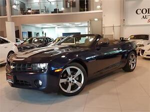 2011 Chevrolet Camaro RS-CONVERTIBLE-LEATHER-ONLY 87KM