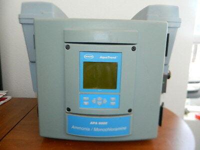 Hach Apa 6000 High Range Hardness Analyzer 55006-60