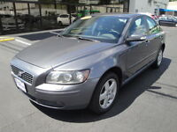 2007 Volvo S40 Sedan Safety & E-tested