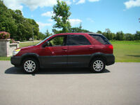 2005 Buick Rendezvous Saftied, Etested & Warrantied