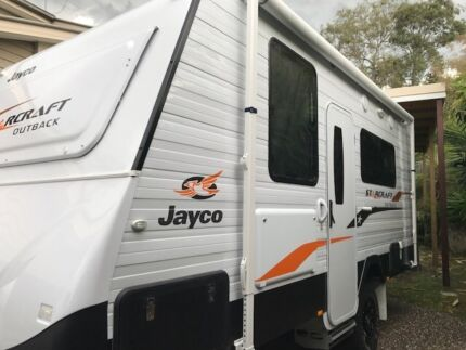 2015 Jayco Starcraft Outback, excellent condition