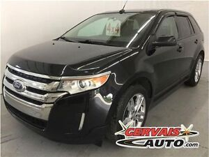 Ford Edge SEL Ecoboost Toit Panoramique Cuir A/C MAGS 2012