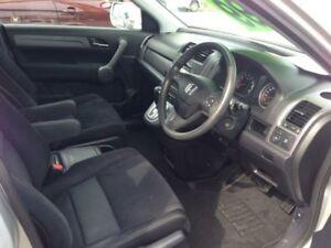 2009 Honda CR-V MY07 (4x4) Silver 5 Speed Automatic Wagon