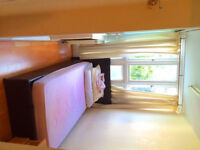 4 doubles and 1 single only 3000 per month - BRICK LANE - LIVERPOOL STREET