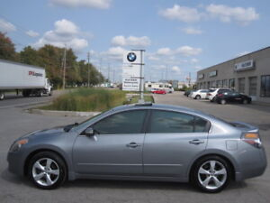 6 SPEED MANUAL !! ONE OWNER !! 2007 NISSAN ALTIMA 3.5 SE