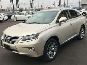 2013 Lexus RX 350 AWD PREMIUM, NAVIGATION, NO ACCIDENTS