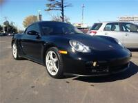 2007 Porsche Cayman **MANUAL**