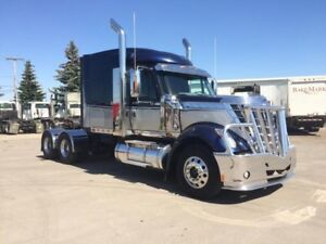 2013 International Lonestar, Used Sleeper Tractor