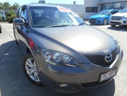 2007 Mazda 3 BK10F2 Maxx Sport Grey 4 Speed Sports Automatic Sedan